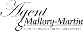 Agent & Mallory Martin Funeral Home Logo